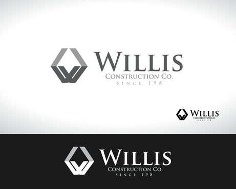 Willis Construction Co., LLC A Logo, Monogram, or Icon  Draft # 37 by kingmaster