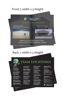 locations brochure Marketing collateral  Draft # 16 by Deziner85