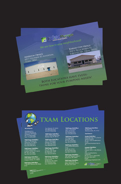 locations brochure Marketing collateral  Draft # 17 by Deziner85