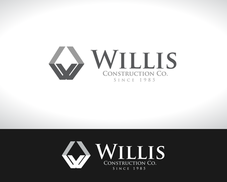 Willis Construction Co., LLC A Logo, Monogram, or Icon  Draft # 54 by kingmaster