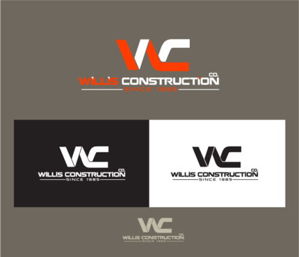 Willis Construction Co., LLC A Logo, Monogram, or Icon  Draft # 73 by decentdesign