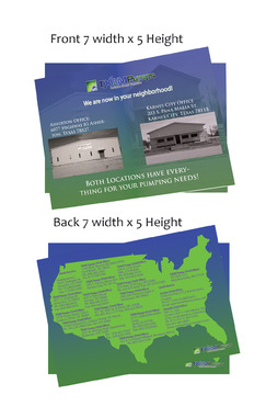 locations brochure Marketing collateral  Draft # 28 by Deziner85