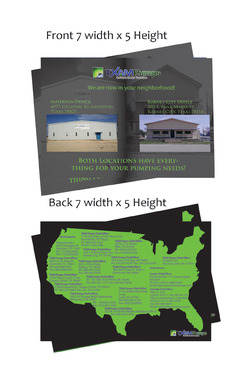 locations brochure Marketing collateral  Draft # 29 by Deziner85