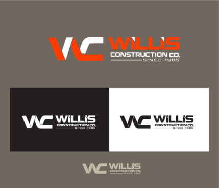 Willis Construction Co., LLC A Logo, Monogram, or Icon  Draft # 101 by decentdesign
