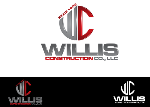 Willis Construction Co., LLC A Logo, Monogram, or Icon  Draft # 107 by joeyArts