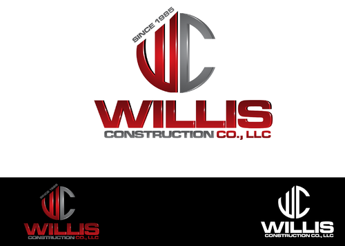 Willis Construction Co., LLC A Logo, Monogram, or Icon  Draft # 108 by joeyArts