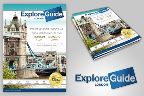 Explore Guide (LOGO!!!) Other Winning Design by litera