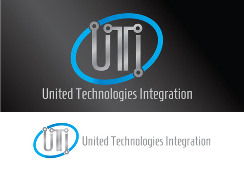 United Technologies Integration A Logo, Monogram, or Icon  Draft # 3 by timefortheweb