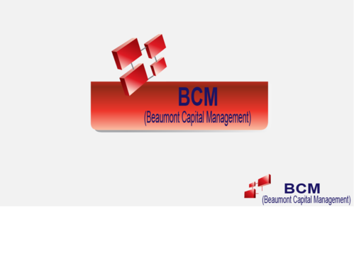 BCM (Beaumont Capital Management) A Logo, Monogram, or Icon  Draft # 272 by mahamaster