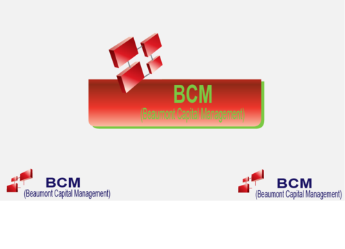 BCM (Beaumont Capital Management) A Logo, Monogram, or Icon  Draft # 273 by mahamaster