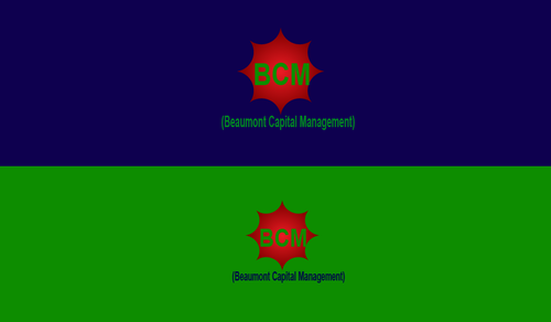 BCM (Beaumont Capital Management) A Logo, Monogram, or Icon  Draft # 282 by mahamaster