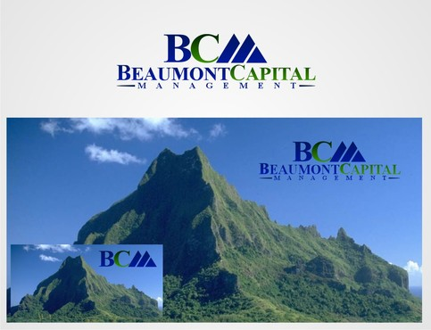 BCM (Beaumont Capital Management) A Logo, Monogram, or Icon  Draft # 285 by nellie
