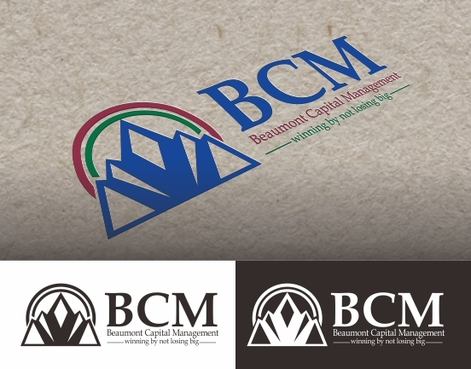 BCM (Beaumont Capital Management) A Logo, Monogram, or Icon  Draft # 305 by kohirart