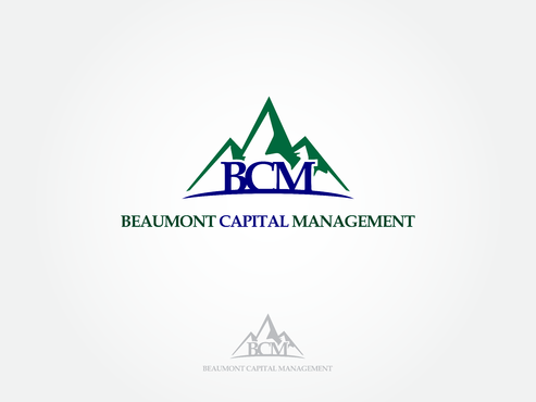 BCM (Beaumont Capital Management) A Logo, Monogram, or Icon  Draft # 313 by falconisty