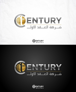 1st century Logo Winning Design by dekiedesign