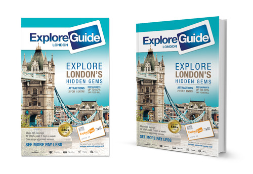 Explore Guide (LOGO!!!) Other  Draft # 289 by 4graphicdesigner