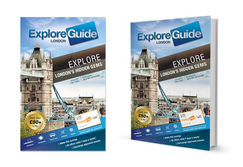 Explore Guide (LOGO!!!) Other  Draft # 290 by 4graphicdesigner