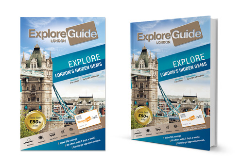 Explore Guide (LOGO!!!) Other  Draft # 291 by 4graphicdesigner