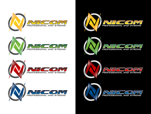 NICOM A Logo, Monogram, or Icon  Draft # 499 by falconisty