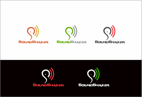 Sound Shaker or SoundShaker A Logo, Monogram, or Icon  Draft # 128 by odc69