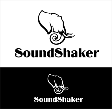 Sound Shaker or SoundShaker A Logo, Monogram, or Icon  Draft # 130 by Debendra