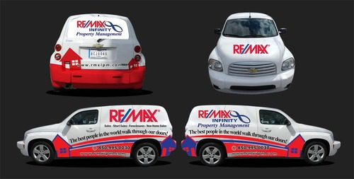RE/MAX Infinity Company Car Marketing collateral  Draft # 6 by unresolve
