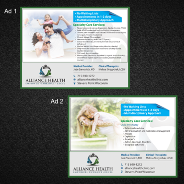 Alliance Health Marketing collateral  Draft # 1 by monski