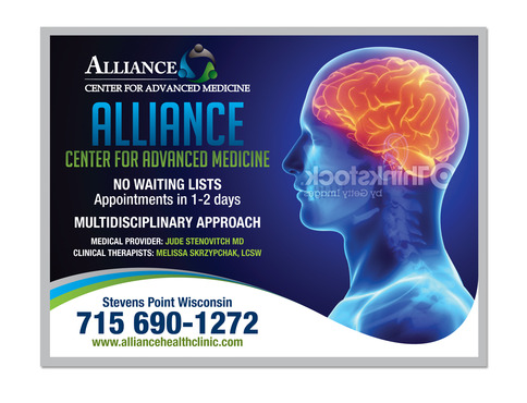 Alliance Health Marketing collateral  Draft # 5 by destudio