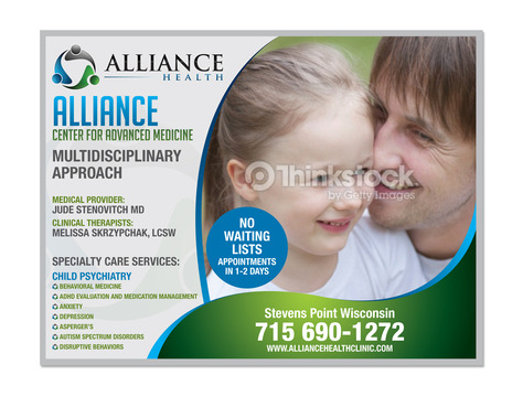 Alliance Health Marketing collateral  Draft # 6 by destudio