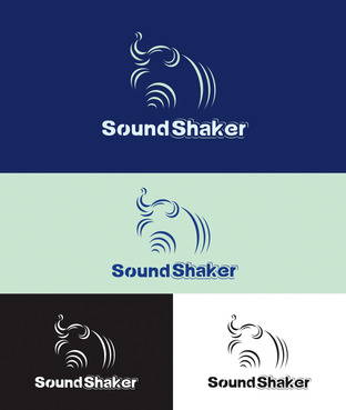 Sound Shaker or SoundShaker A Logo, Monogram, or Icon  Draft # 194 by sergiulazin