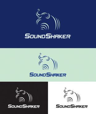 Sound Shaker or SoundShaker A Logo, Monogram, or Icon  Draft # 195 by sergiulazin