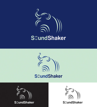 Sound Shaker or SoundShaker A Logo, Monogram, or Icon  Draft # 230 by sergiulazin