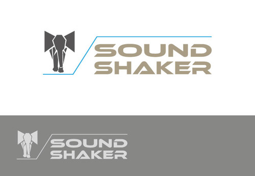 Sound Shaker or SoundShaker A Logo, Monogram, or Icon  Draft # 237 by GDDESIGN