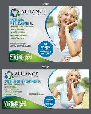 Alliance Health Marketing collateral  Draft # 16 by destudio