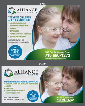 Alliance Health Marketing collateral  Draft # 17 by destudio
