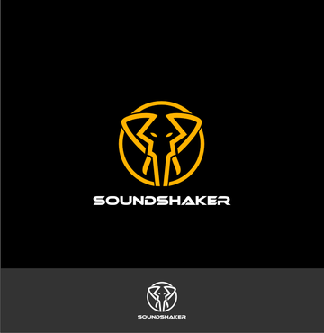 Sound Shaker or SoundShaker A Logo, Monogram, or Icon  Draft # 264 by veedesign