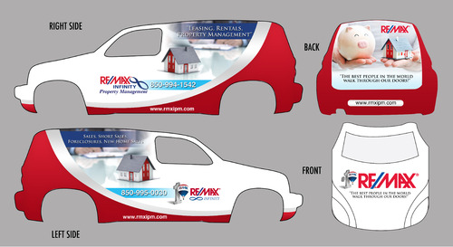 RE/MAX Infinity Company Car Marketing collateral  Draft # 13 by litera