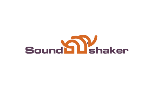 Sound Shaker or SoundShaker A Logo, Monogram, or Icon  Draft # 302 by pixelle