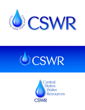 Central States Water Resources A Logo, Monogram, or Icon  Draft # 19 by KAP99