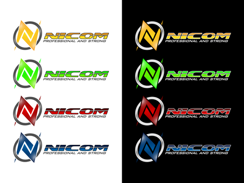 NICOM A Logo, Monogram, or Icon  Draft # 567 by falconisty