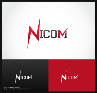 NICOM A Logo, Monogram, or Icon  Draft # 572 by eanjo7