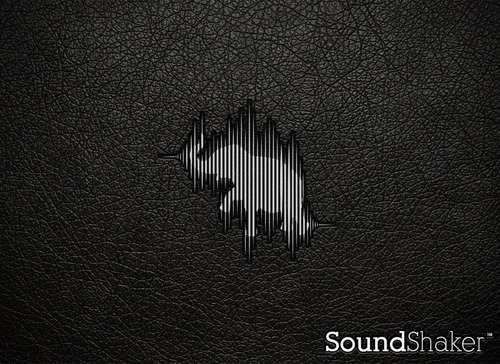 Sound Shaker or SoundShaker A Logo, Monogram, or Icon  Draft # 320 by Snood
