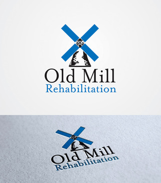 Old Mill Rehabilitation A Logo, Monogram, or Icon  Draft # 1 by sergiulazin