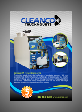 Cleanco Truckmounts Marketing collateral  Draft # 2 by Kaiza