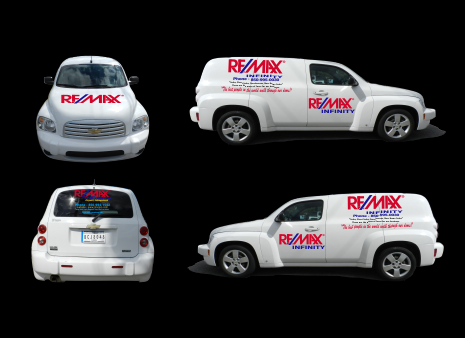 RE/MAX Infinity Company Car Marketing collateral  Draft # 17 by antos