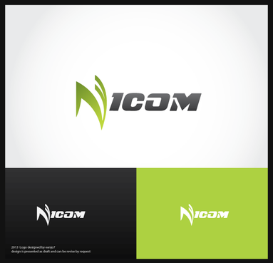 NICOM A Logo, Monogram, or Icon  Draft # 603 by eanjo7