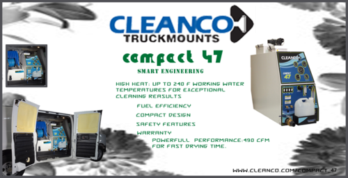 Cleanco Truckmounts Marketing collateral  Draft # 6 by arhsub