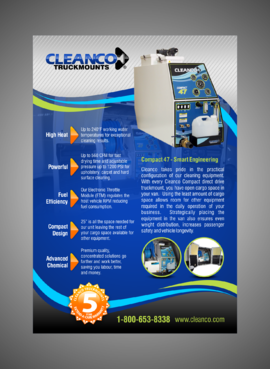 Cleanco Truckmounts Marketing collateral  Draft # 8 by Kaiza