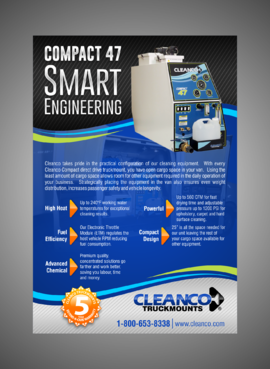 Cleanco Truckmounts Marketing collateral  Draft # 9 by Kaiza