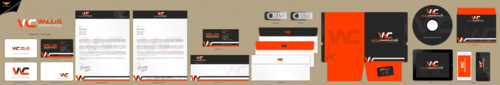 Willis Construction Business Card